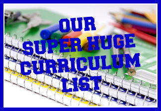 curriculum list buton