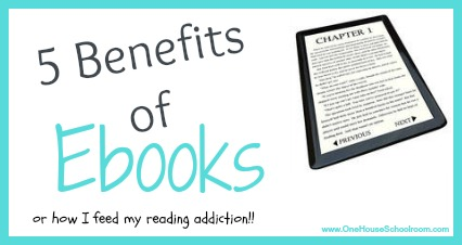 5 Benefits of Ebooks